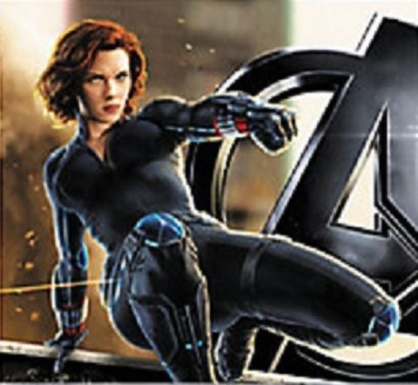 'Black Widow' from 'Avengers: Age Of Ultron' (2015)