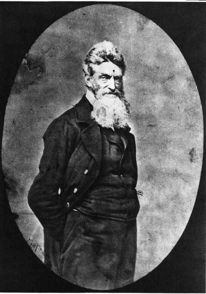 a biography of john brown an abolitionist John brown, abolitionist the man who as david s reynolds does in his absorbing new biography, john brown, abolitionist, that brown was not the.