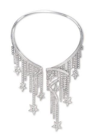 """Diamond Jewelry Series"" by Chanel"