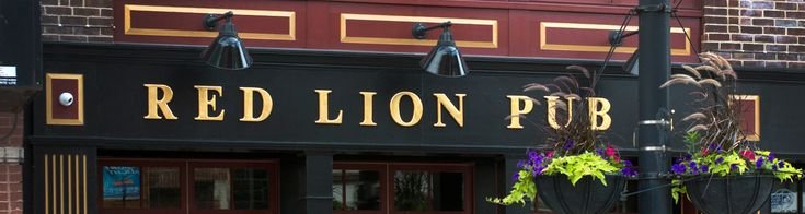 Red Lion Pub in Lincoln Park