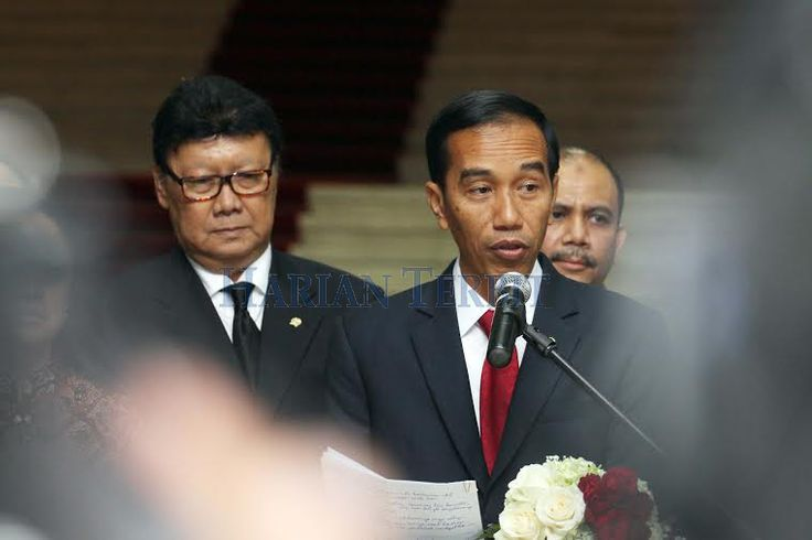 Jokowi Perintahkan Cabut Izin Perusahaan Pembakar Hutan Presiden RI Joko Widodo memerintahkan pencabutan izin perusahaan atau korporasi yang sengaja dan terbukti melakukan pembakaran kawasan hutan untuk pembukaan lahan baru.