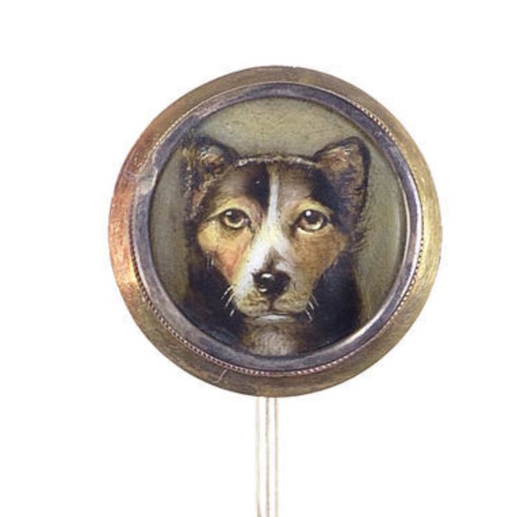 William Essex, Head Of A Black and Tan Terrier by MaisonDogLondon on Etsy https://www.etsy.com/listing/192884579/william-essex-head-of-a-black-and-tan