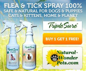 Spot-On Pesticides such as Frontline Plus, Sentinal, Comfortis, Trifexis, Revolution,  Hartz, K9 Advantix II and Advantage just to name a few, can trigger adverse reactions in dogs and cats and cause cancer in pets.