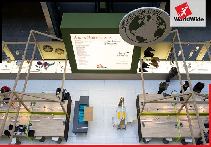 @isaloni SaloneSatellite: on the desk Cyborg and Fluida lamps http://www.martinelliluce.it/prodotti/product/508http://www.martinelliluce.it/prodotti/product/447