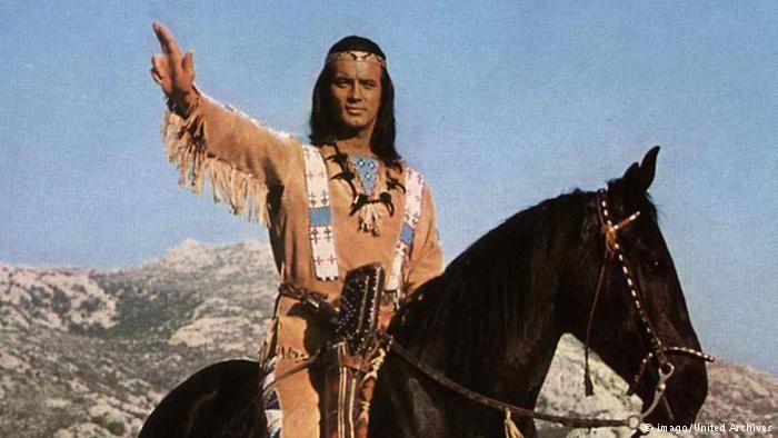 ′Winnetou′ actor Pierre Brice dies | News | DW.DE | 06.06.2015 Pierre Brice (Photo: Imago/United Archive)