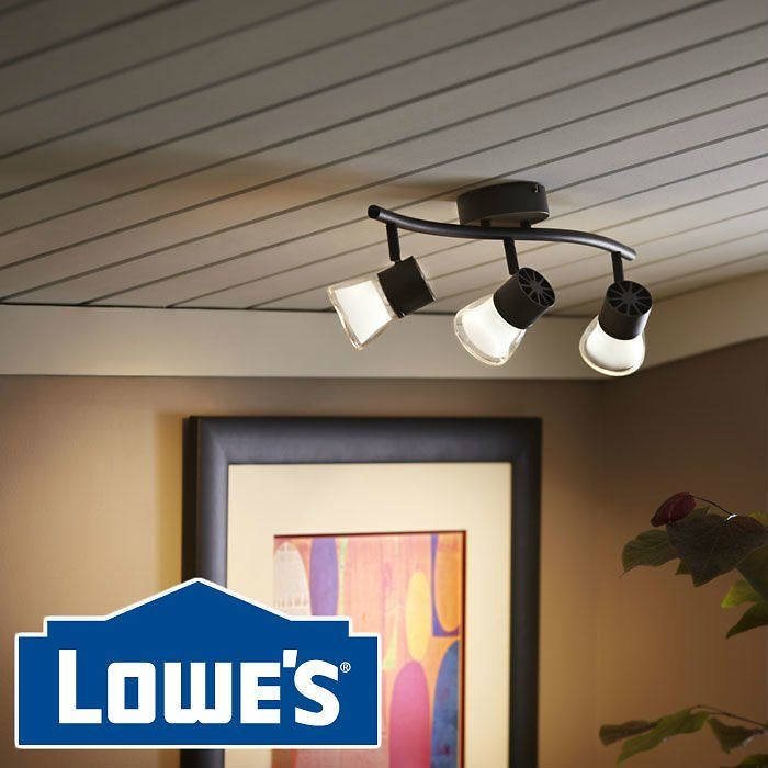 Lowes Offers 60 Off Track Lighting Clearance For 60 Off Found By Warunamail On 7 8 18 Track Lighting Lighting Ceiling Lights