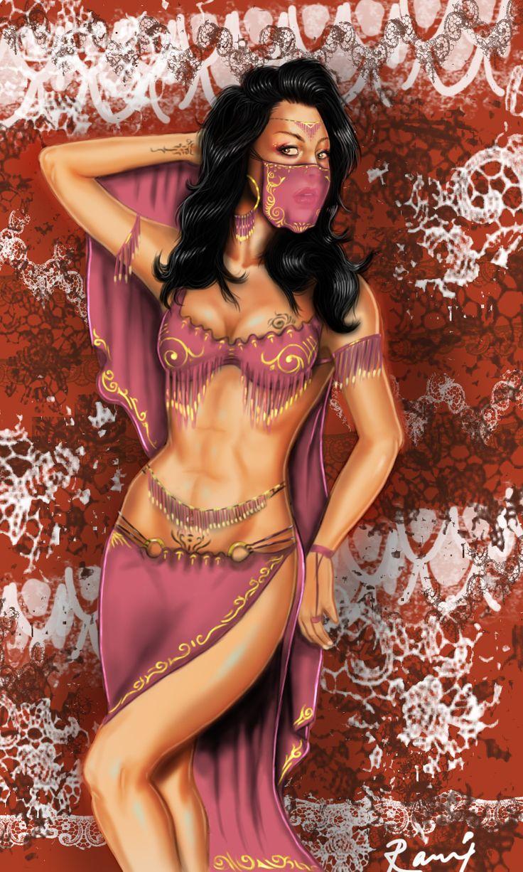 Arab belly dancer pvt 8