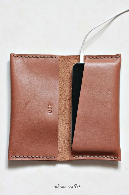 Iphone 4 wallet or iphone 5 by Aille on Etsy, $32.00