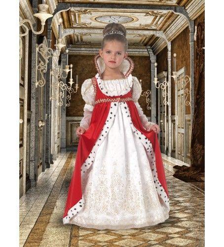Empress Josephine Princess Dress - Princess Dresses