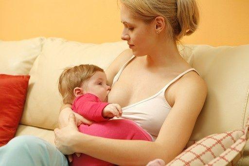 Allattamento al seno, 10 cose da sapere