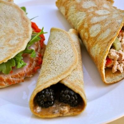 Oven Baked Tortillas | Real Healthy Recipes