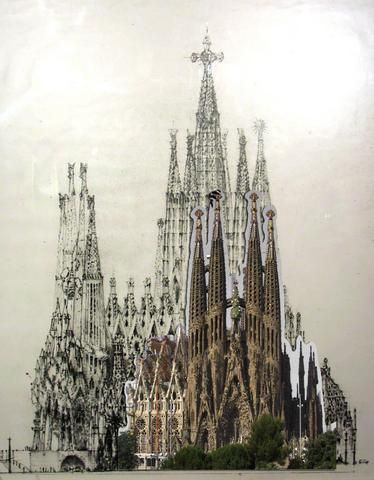 why is la sagrada familia taking so long to construct. Black Bedroom Furniture Sets. Home Design Ideas