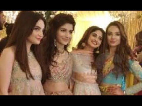 Watch Pakistani Dramas Online: Unseen Nikah Pictures of Urwa Hocane and Farhan Sa...