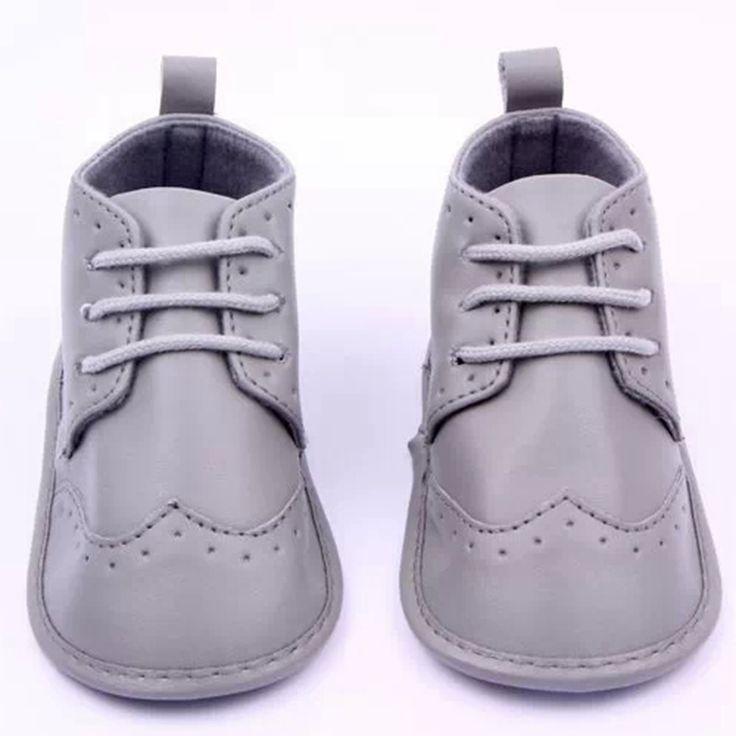 Резинка твердые весна и осень кожа ребенка детская обувь для новорожденной девочки и boy1481