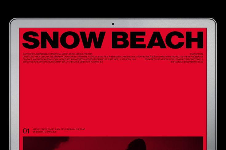 Snow Beach — Lundgren+Lindqvist