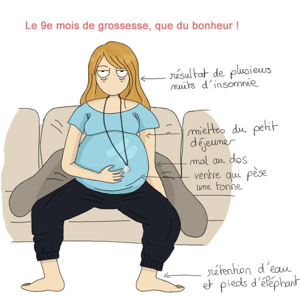 Semaine 35 de grossesse – 37 SA - Kopines