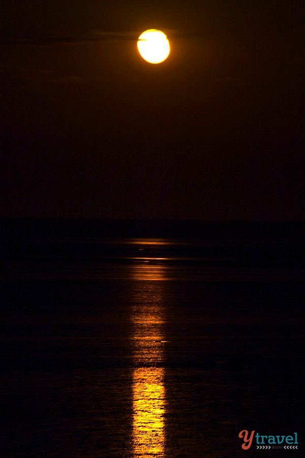 Staircase to the Moon - Broome, Western Australia