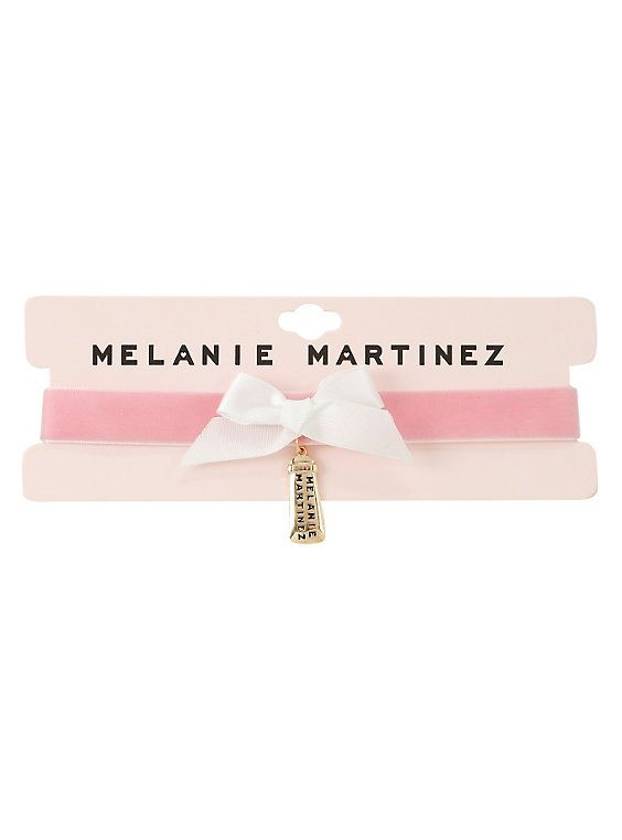 Melanie Martinez Bottle Charm Choker,