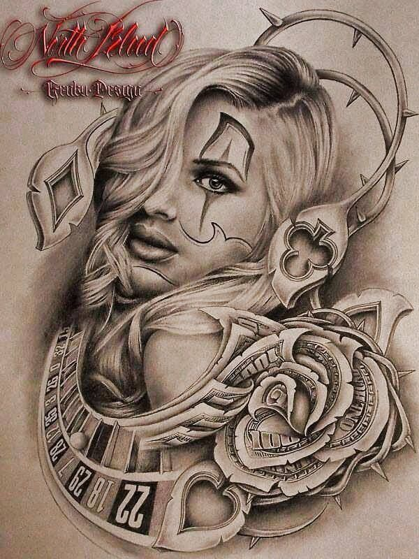 591 best chicano art images on pinterest chicano art for Chicano tattoo ideas