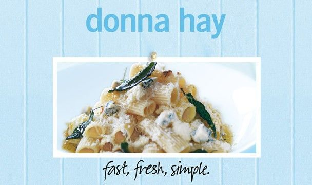 Simple Three-cheese Pasta : Donna Hay Fast Fresh Simple : The Home Channel  http://www.thehomechannel.co.za/simple-three-cheese-pasta/