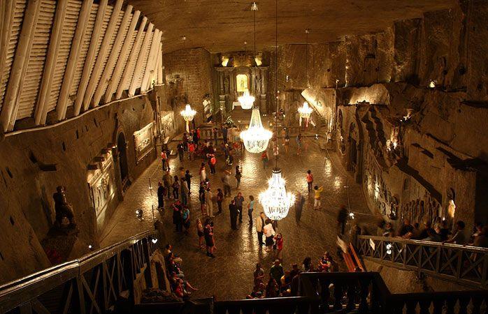 cidades subterraneas  9 incríveis cidades subterrâneas pelo mundo