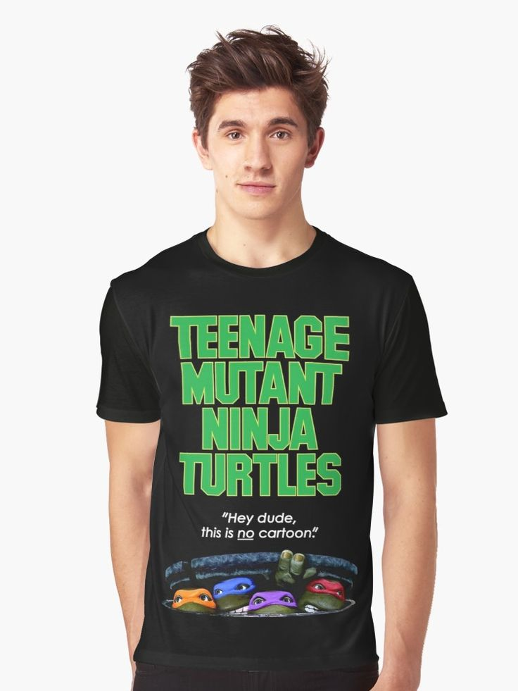 Teenage Mutant Ninja Turtles movie • Also buy this artwork on apparel, phone cases, home decor, and more.