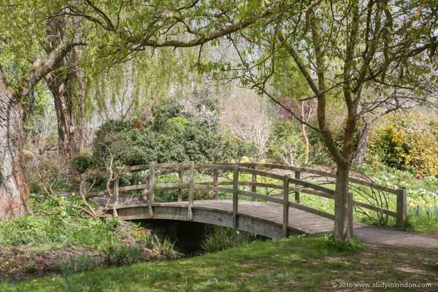 Bridge, Hever Castle