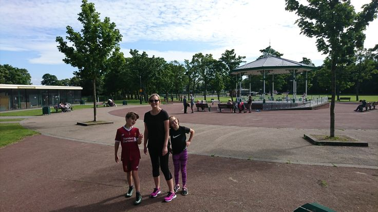 Victoria Park - Widnes