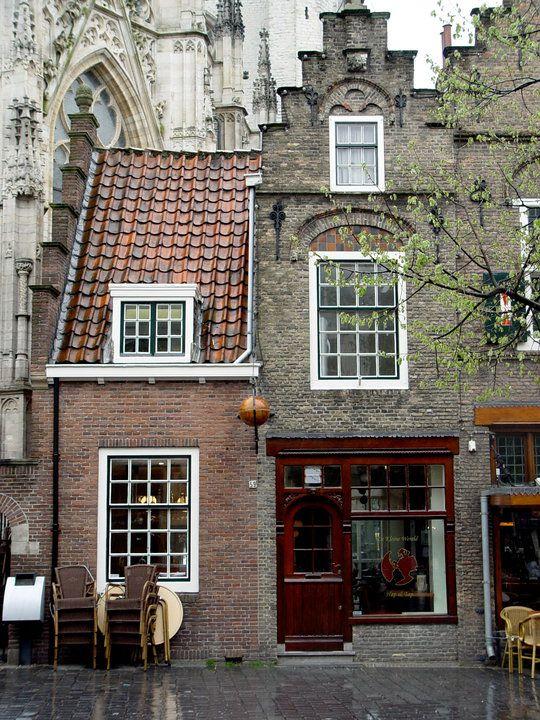 Cafe De Kleine Wereld, Breda, The Netherlands