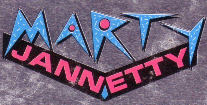 Marty Jannetty logo - WWE