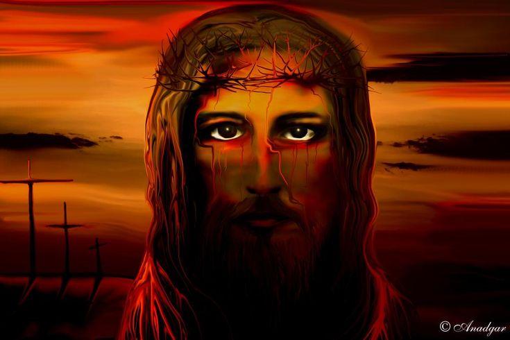 El Cristo by Anadgar