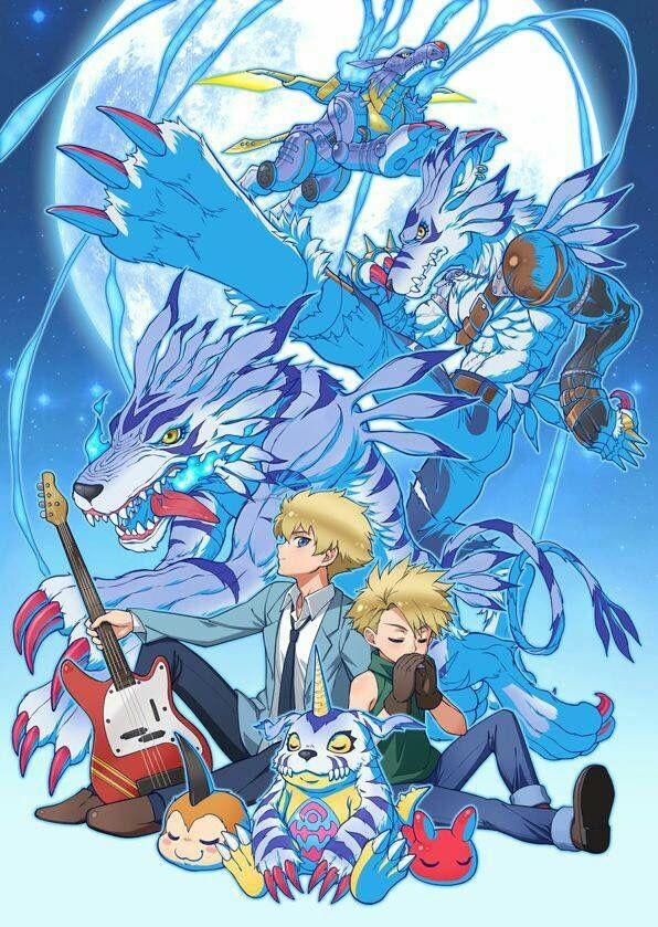 Matt digimon tri