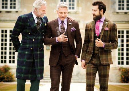 Totalità.it - Le parole indispensabili (del vocabolario) dell'abbigliamento del perfetto gentleman -I parte-