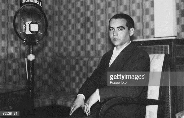 News Photo : Spanish playwright and poet Federico Garcia Lorca...