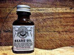 Juan Bearded Guy: Aceites para la barba