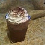 Laktózmentes forró csoki por házilag