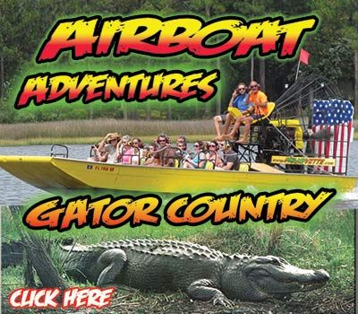 Panama City Florida Airboat Rides