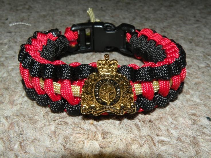 RCMP Special Edition Bracelet