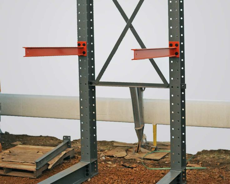 Cantilever Rack Arms