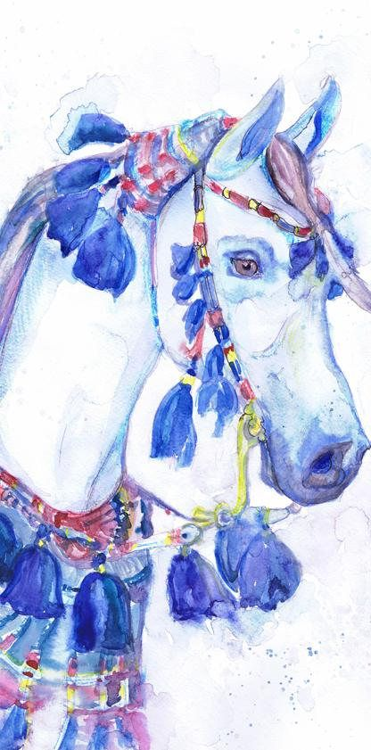 Horse print, equestrian, equine art , abstract horse painting, equine watercolor expressions, horse lover, decor, wild horse gifts, dressage  Horse  high quality fine art print of my original watercolor painting. It is the work of a watercolor series Portraits of the Heart   Size paper: 21 cm x 29,7 cm, 8 1/4 x 11.5/8, A4.(with white borders) - 20.30 $  fit in frames found in big shops 8x10(20cmx25cm) - leaving extra for matting - US  8x12(20cmx30cm) - leaving extra for matting - EU...
