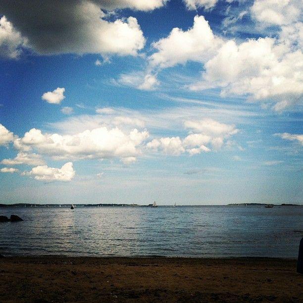 Waikiki Beach At Winter Island In Salem Ma