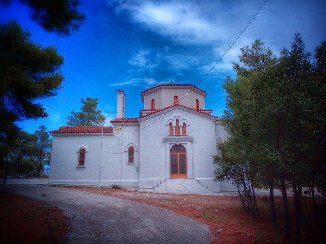 St. Barbara in Akrata - Achaia