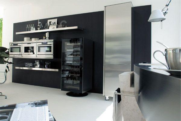 Xera l'acciaio Inox Protagonista in cucina – @Arvendesign #XeraCucine #design