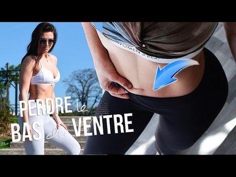 Comment avoir un ventre plat et musclé rapidement et perdre de la graisse du ventre - YouTube