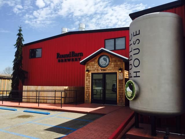 a brewery winery distillery and restaurant in one place