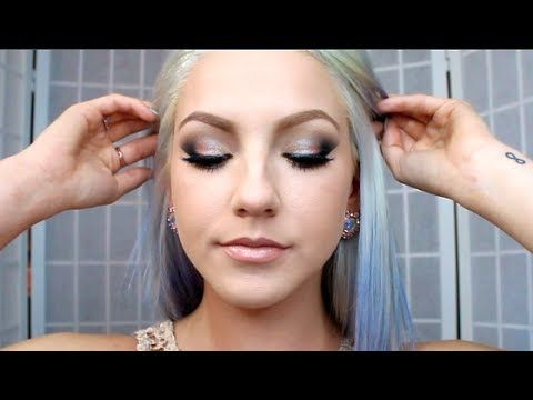 SUPER gorgeous eye look tutorial from Alison Henry | 2014 Prom Makeup | Tutorial - YouTube