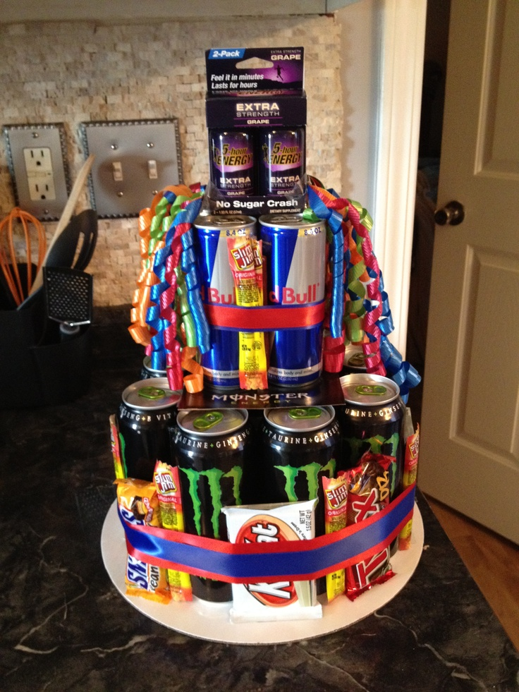 Replace The Red Bull With More Monsters And The Green