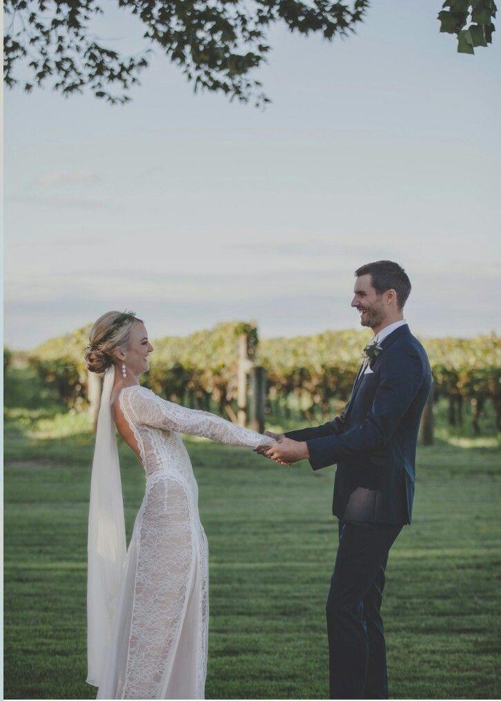 REAL BRIDE  Sara and Dan xx Sara got married at @te_awa_winery in March 2017. She wore a grace loves lace dress. She looked just stunning x Hair @locohairnz  MU @envie_makeupartist  Flowers @zinniafloraldesign  Photographer @photosbykirstensimcox  Dress @graceloveslace.au   #hawkesbay #hawkesbaywedding #happyeverafter #bride #weddingdreams #bridetobe #bridalhair #weddingday #instabride #weddinginspiration #graceloveslace #flowers #nzphotography #bohobride #bohostyle #nzweddings #dreamwedding