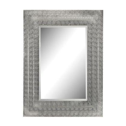 sterling industries pierced metal frame work frame mirror - Metal Picture Frames
