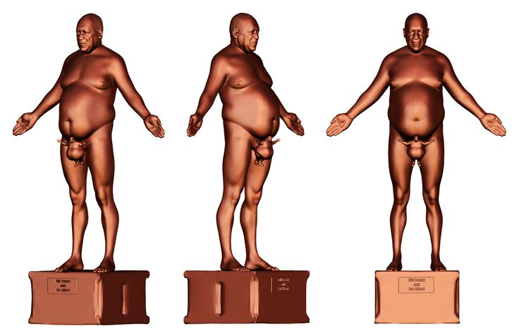 Bill Cosby Nude Protest Statue Proposed by Teenage Sculpture Prodigy | The Creators Project